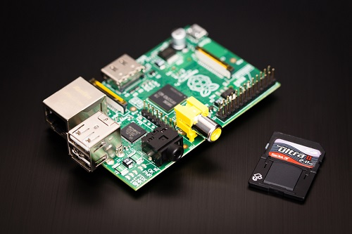 The Raspberry Pi. This will be the new brains behind the Paludarium v2.0!